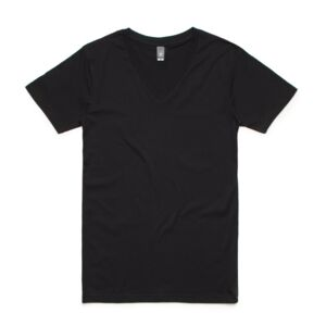 Custom Mens V-Neck Tee Thumbnail