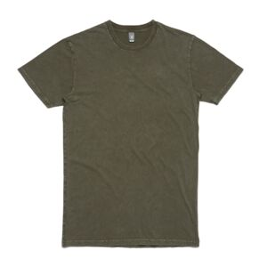 Custom Moss Stone Wash Staple Tee  Thumbnail