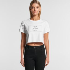 Womens Crop Top Thumbnail